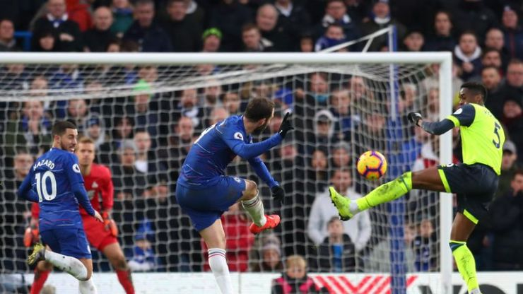 Image result for chelsea 5-0 huddersfield + hazard  Higuain, David Luiz Score Twice As Hazard Reach Career Milestone In Chelsea Victory skysports gonzalo higuain chelsea 4565700