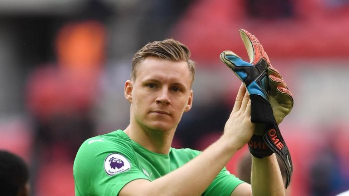 Bernd Leno says everyone at Arsenal must pull together as role models