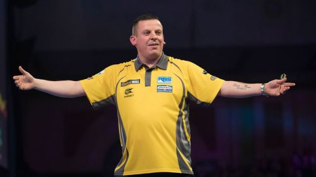 Dave Chisnall has reached the quarter-finals at the Winter Gardens in five of the last six years