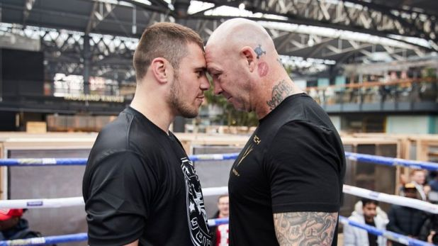 David Allen faces Lucas Browne at The O2 on Saturday night, live on Sky Sports