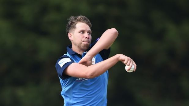 Matt Critchley could be vital for Derbyshire with bat and ball