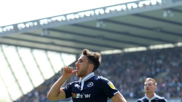 Lee Gregory made 44 league appearances for Millwall last season