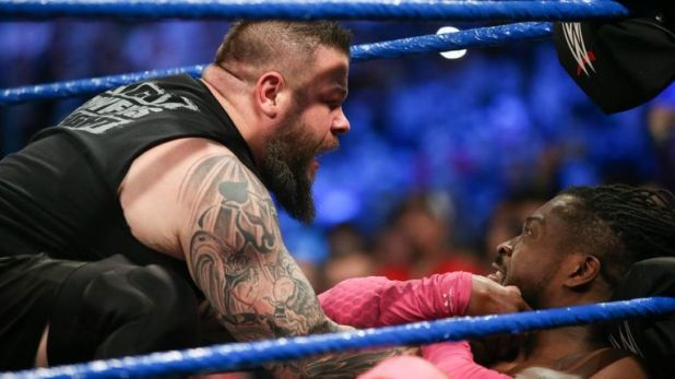 It had been suggested Owens could have been involved in the match between Kofi Kingston and Daniel Bryan at WrestleMania