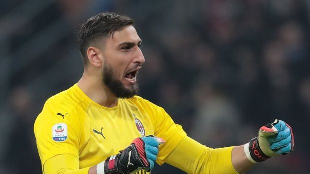 Gianluigi Donnarumma could be moving to Paris Saint-Germain this summer
