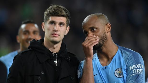 Vincent Kompany has backed his former defensive partner John Stones to prove his doubters wrong