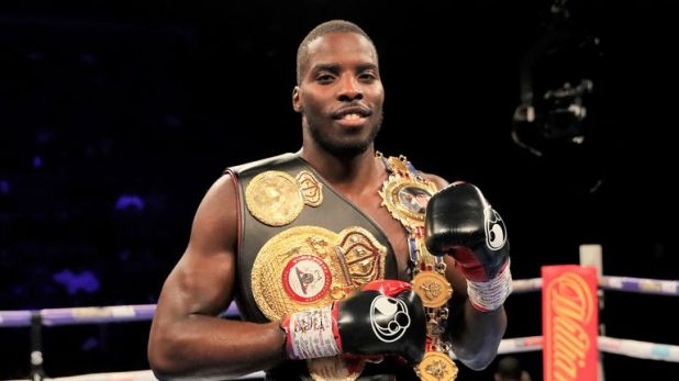 Lawrence Okolie will put his WBA continental cruiserweight title on the line against Argentine stand-in Mariano Angel Gudino
