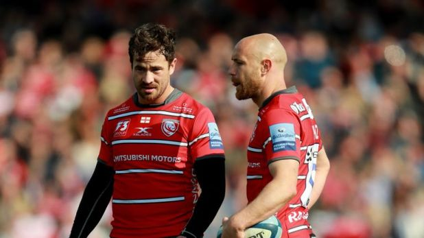 Cipriani enjoyed a fine season with Gloucester