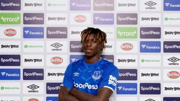 Moise Kean joins Everton from Juventus | Football News | Sky Sports
