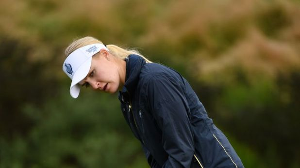 Will Charley Hull step up for Europe?