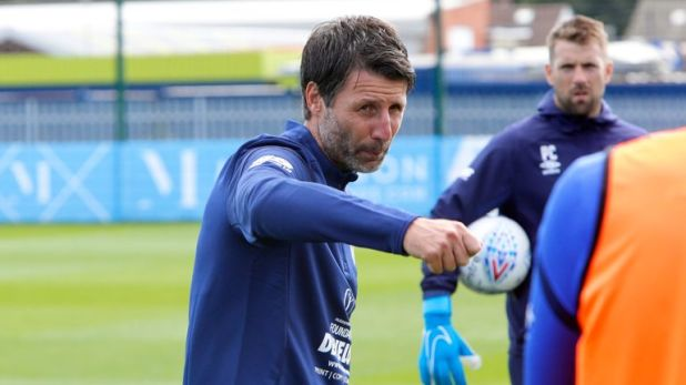 Danny Cowley initially turned down the Huddersfield job