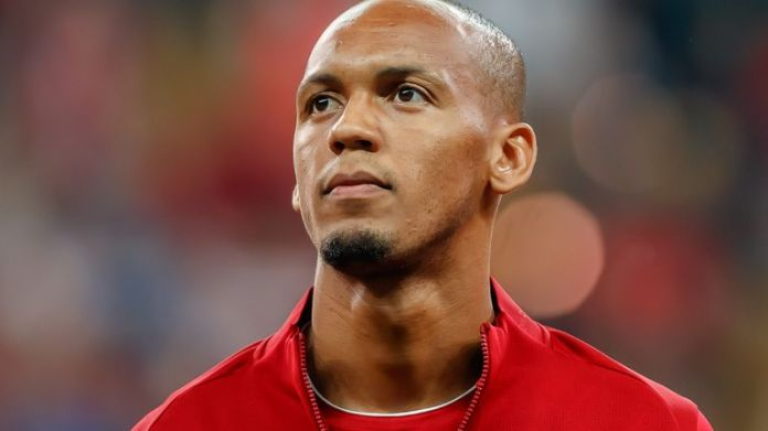 Fabinho is now one of the first names in the Liverpool team