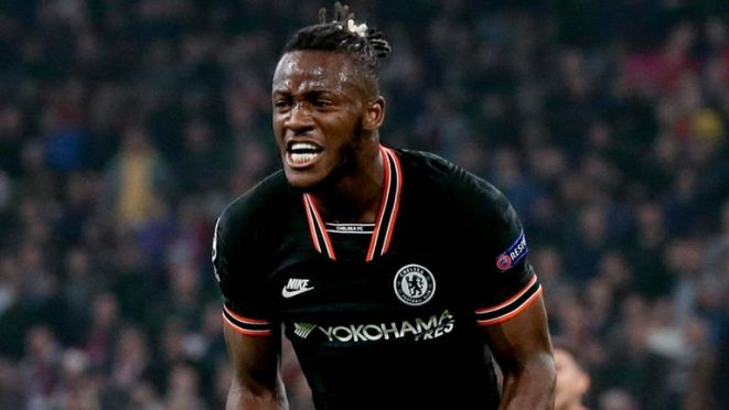 Michy Batshuayi is in line to start after scoring off the bench against Ajax