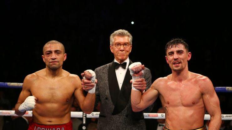Linardatou vs Taylor: Anthony Crolla gana la pelea de despedida en Manchester | Noticias del boxeo 4