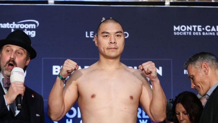 Zhilei Zhang está invicto en 20