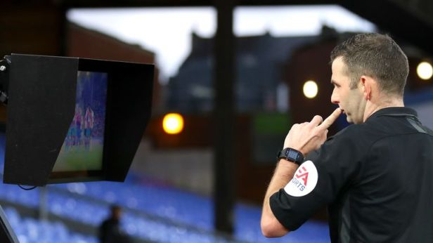 Neville, like many, feels referees should use the pitch side monitor more often