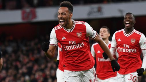 Paul Merson Says: Pierre-Emerick Aubameyang just what Manchester ...