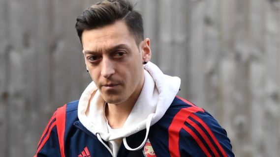 Mesut Ozil is in Turkey and will miss the FA Cup final against Chelsea