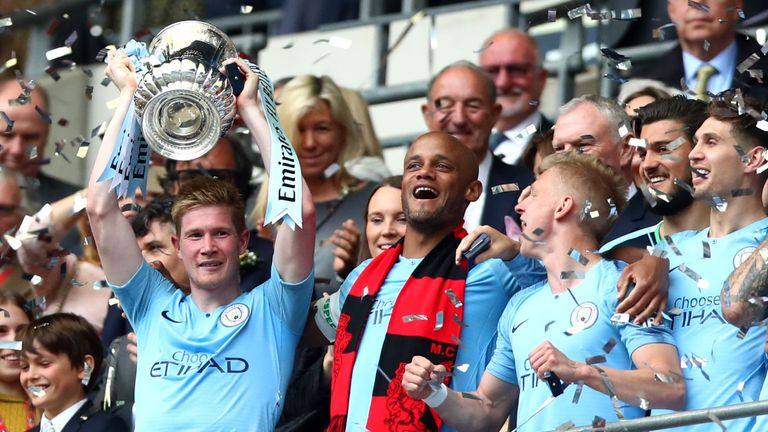 Man City has won the Carabao Cup in the past two seasons