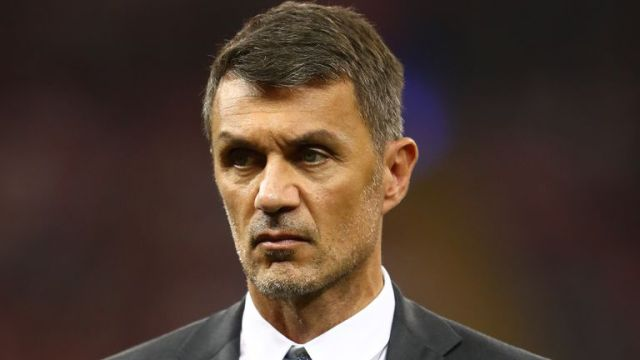 AC Milan legend Paolo Maldini is now technical director at the San Siro