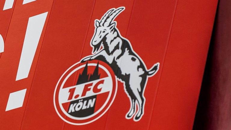Cologne have reported three people at the club have tested positive for coronavirus but training has continued