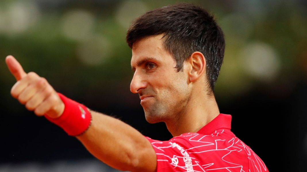 Novak Djokovic Wins Italian Open In Rome For Fifth Time Ahead Of French Open Tennis News Lenexweb