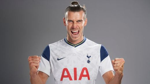 Gareth Bale has rejoined Spurs on loan from Real Madrid