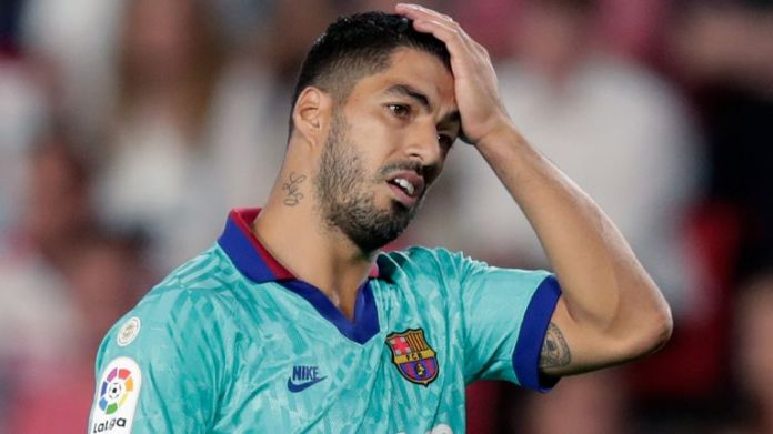 Luis Suarez learned he can leave Barcelona