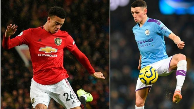 Greenwood and Foden both made their England debuts on Saturday against Iceland