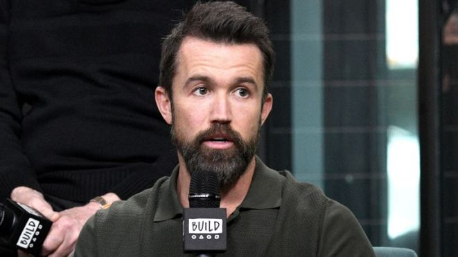Rob McElhenney is best known for his role in It's Always Sunny in Philadelphia