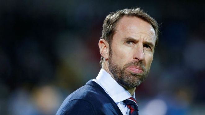 Southgate replaced Roy Hodgson after Euro 2016