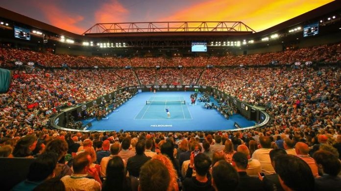 Rod Laver Arena will host matches at the Australian Open in 2021. The question is when?