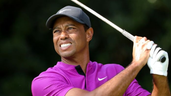 Tiger Woods will play alongside his son in the PNC Championship