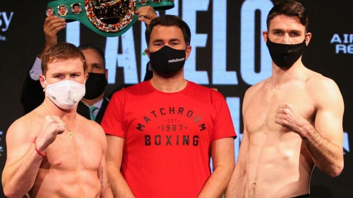 Five Britons have already tried and failed to beat Canelo