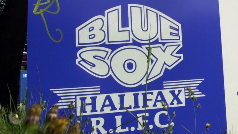 Halifax previously went by the Blue Sox nickname