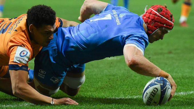 Leinster have coasted to this point, with dominant wins over Montpellier away and Northampton at home