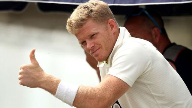 It's a thumbs up from me - Sam Billings plays for Delhi Capitals