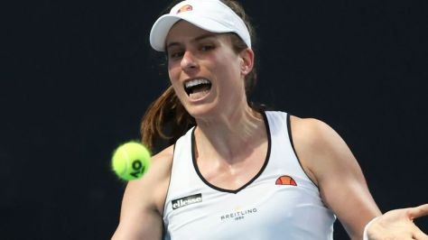 Johanna Konta says it is 'heart-breaking' to miss out on representing Great Britain at the Olympics
