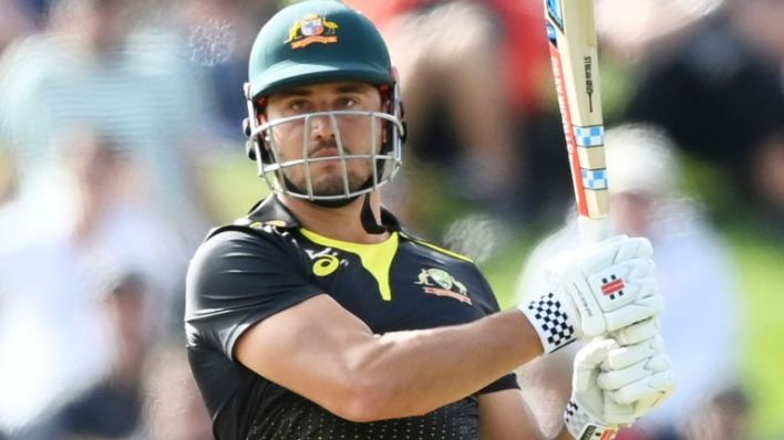 Marcus Stoinis' brilliant innings of 78 from 37 balls came on vain for Australia