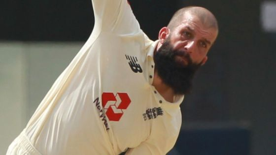 Moeen Ali decides to leave the bioinsurance bubble and return home (pic credit - BCCI)