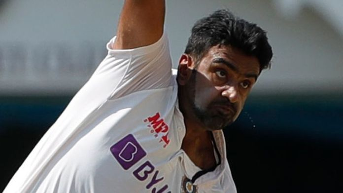 Ravichandran Ashwin is now behind only Pat Cummins and Neil Wagner in the ICC test bowling rankings (Pic credit - BCCI)