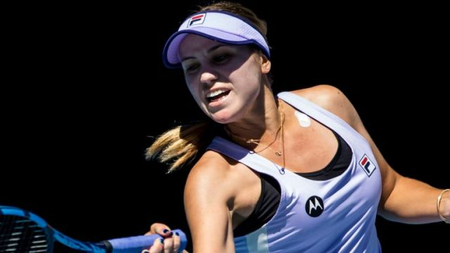 Sofia Kenin leads the raft of American stars who are inside the top 50 in the world
