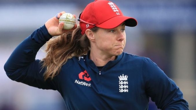 England Women opener Tammy Beaumont has been signed by London Spirit for the inaugural edition of The Hundred