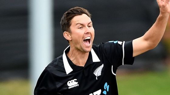 Trent Boult said 4-27 when New Zealand beat Bangladesh in the first ODI