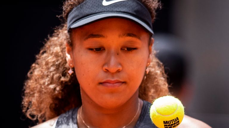 Naomi Osaka says the risk of staging the Tokyo Olympics must be carefully weighed