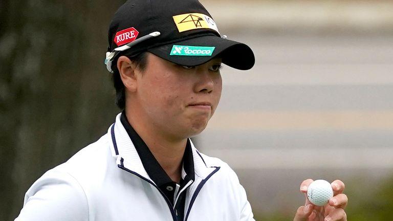 Yuka Saso is chasing a maiden major victory