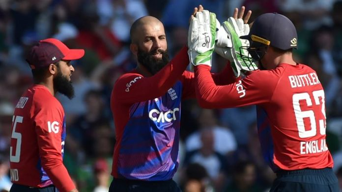 England beat Pakistan in a T20 series at home this summer