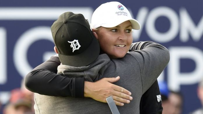 Nordqvist's win was her first in almost four years
