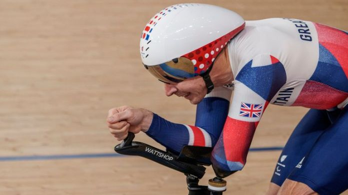 Jaco van Gass has now won a gold and a bronze medal at the Games