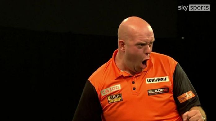 Check out the best action from the quarter-finals of the World Cup of Darts as Netherlands crashed out