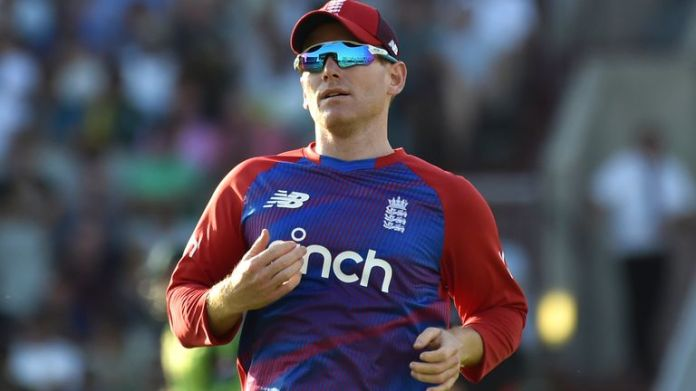 Eoin Morgan is set to captain England at the T20 World Cup, starting next month